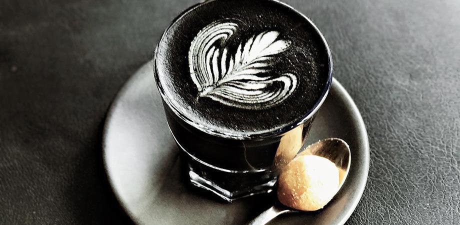 Black latte ©ardalyprawito / Instagram
