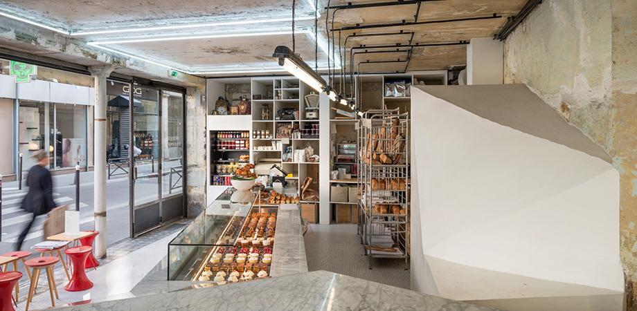 LIBERTÉ La patisserie boulangerie par Benoit Castel 39 Rue des Vinaigriers, 75010 Paris © Christophe Caudroy/J'adore ce que vous faites