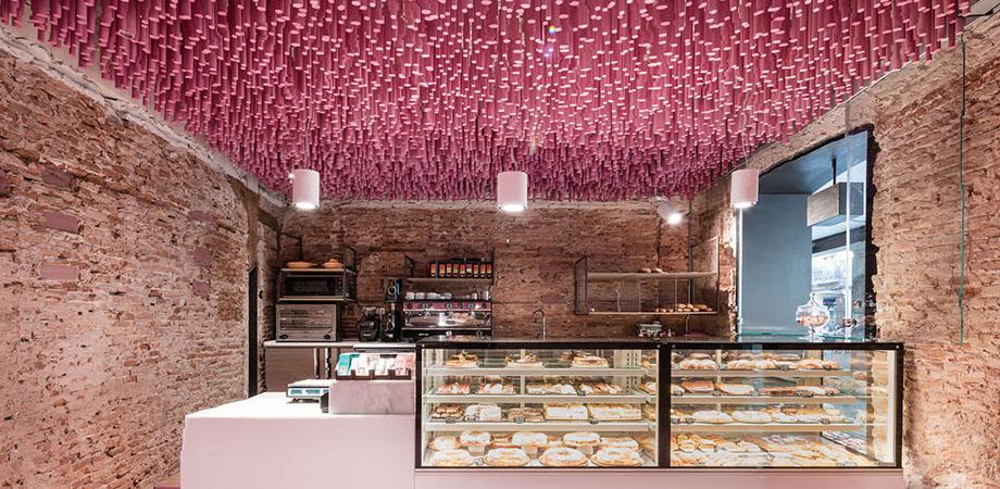 Pany Y Pasteles par Ideo Architectura (Madrid, Espagne)
