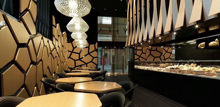 VyTA Boulangerie Italiana par Daniela Colli (Turin, Italie)