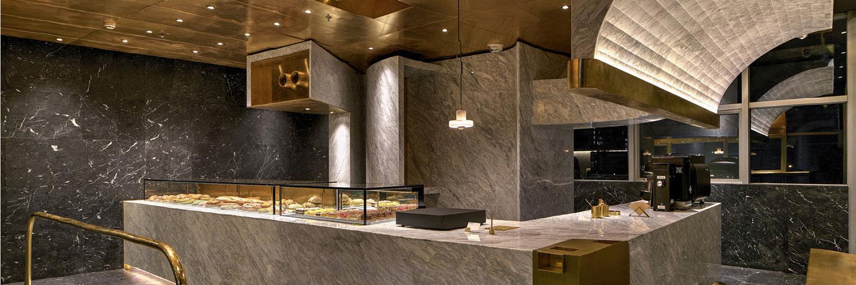 La boulangerie, nouveau haut lieu design