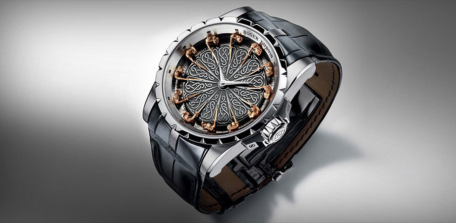 Roger Dubuis, Knights of the Round Table II