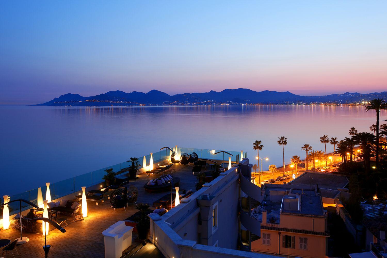 Hotel Saint Palais Sur Mer Avec Piscine