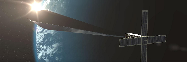 Une œuvre d'art sera bientôt accrochée dans l'espace