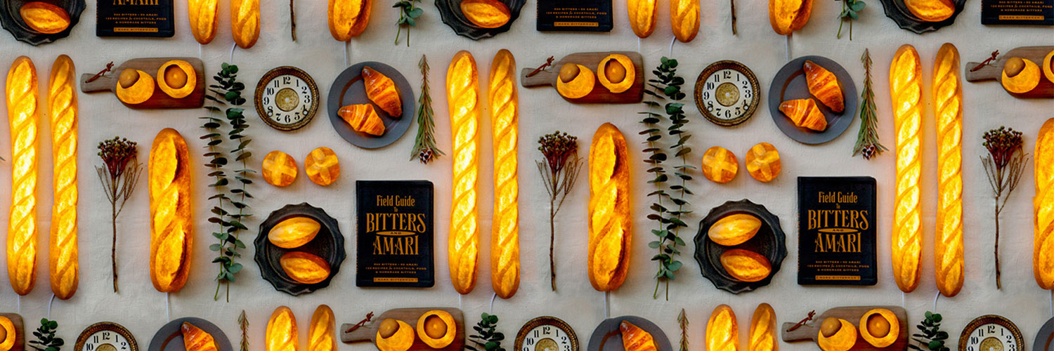 Bright bread to light up your life