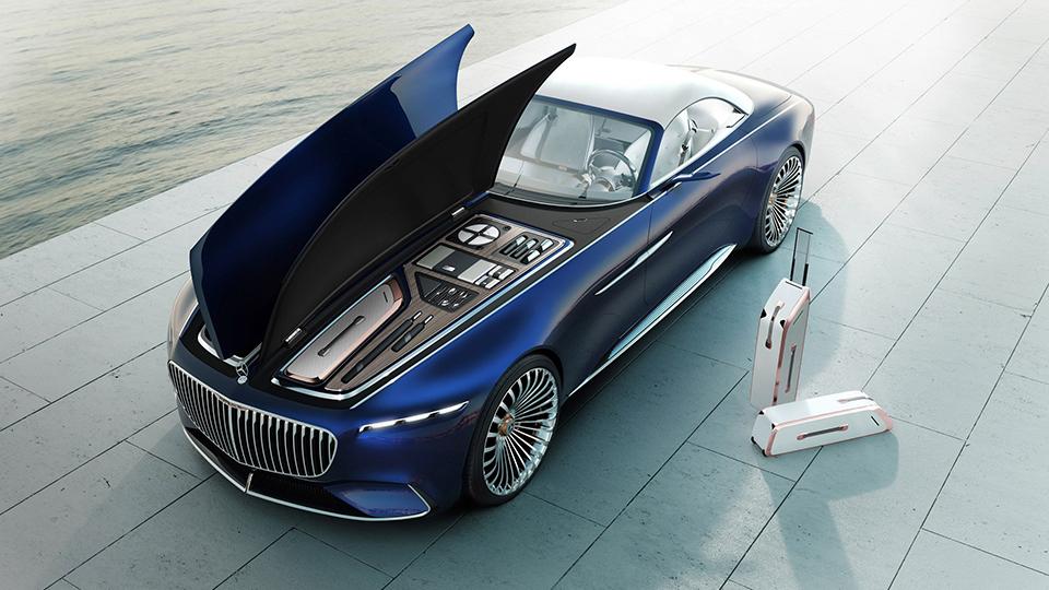 Visio Mercedes-Maybach-6-Cabriolet