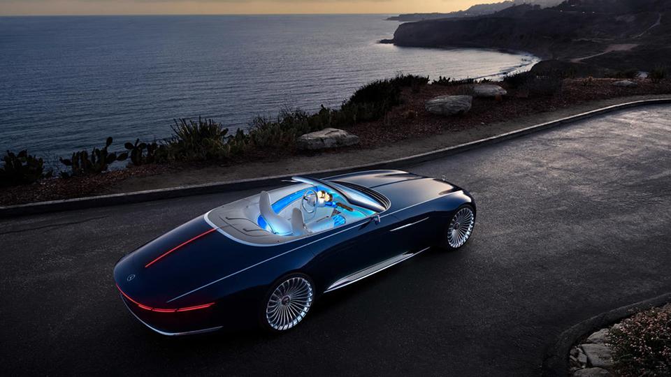Visio Mercedes-Maybach 6 Cabriolet