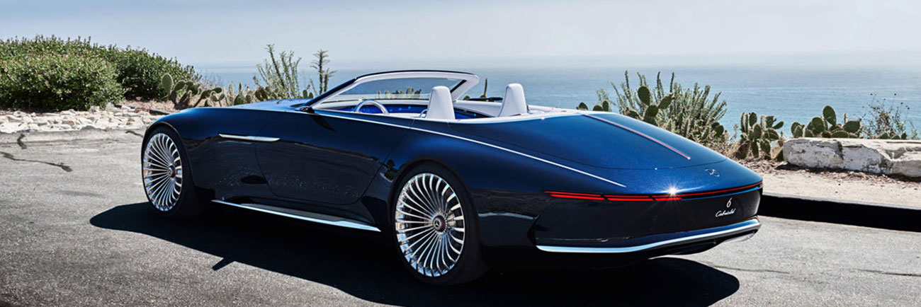 vision mercedes maybach 6 un yacht de luxe dans un cabriolet emotions. Black Bedroom Furniture Sets. Home Design Ideas