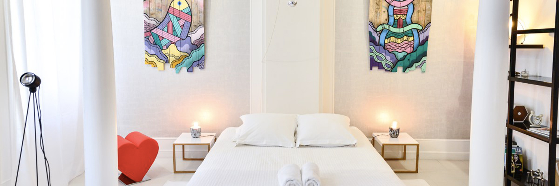 Et si on transformait notre appartement en galerie d'art ?