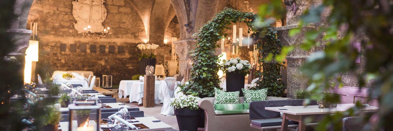 Le plus vieux restaurant d'Europe a plus de 1200 ans et il est magnifique