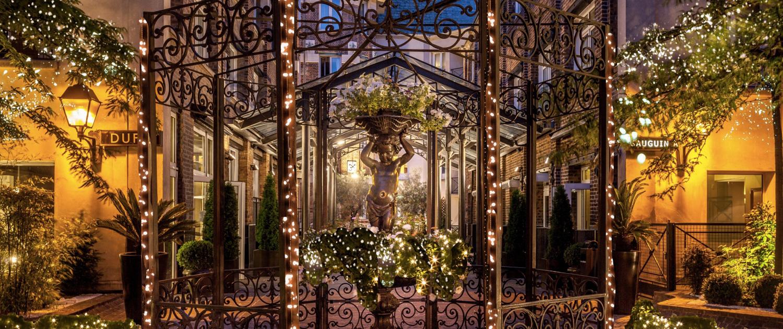 Info gourmande : Les Jardins du Marais ouvrent un irrésistible Chocolate Bar