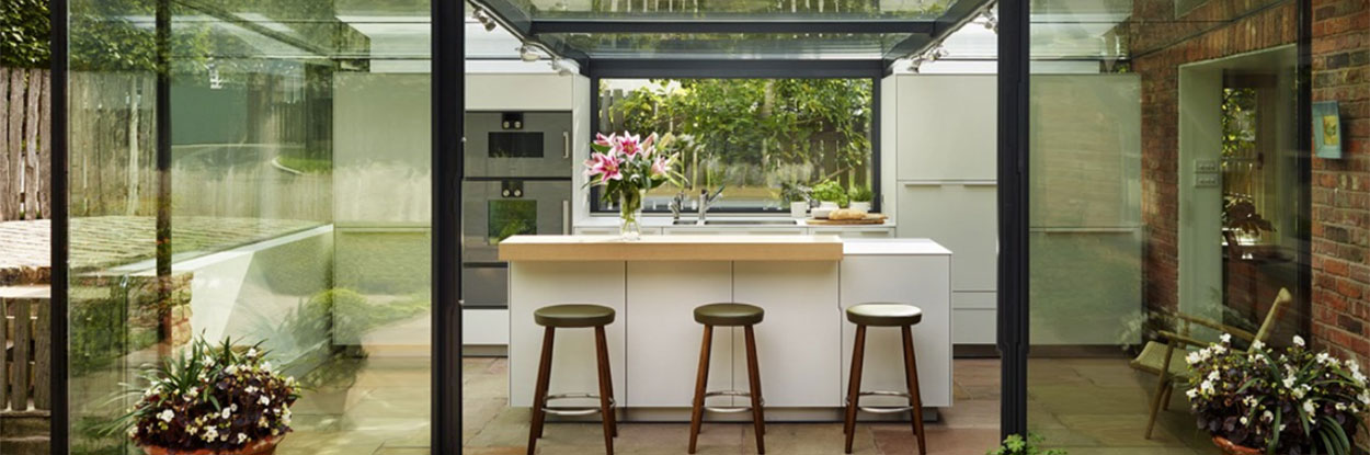 Pictures: When the kitchens leave home for outstanding verandas