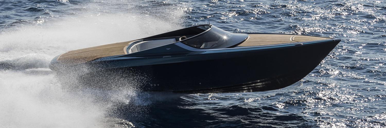 Le luxe automobile à la conquête des mers
