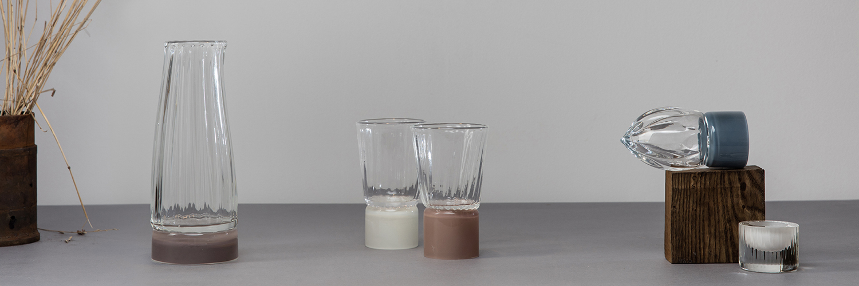 Portrait d'artisan : quand le verre se souffle à quatre mains