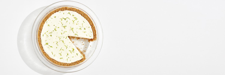 Notre dessert préféré de l'été: la tarte Margarita givrée