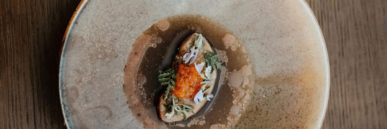 Hédone, un restaurant à table unique qui sait se faire désirer