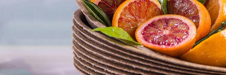 Vaisselle comestible, la tendance éco-responsable à ne pas louper
