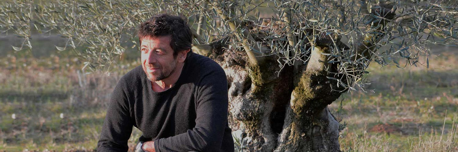 French singer Patrick Bruel produces his own olive oil and the greatest chefs love it