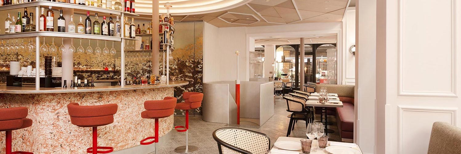 The Parisian address that swings the brasserie cuisine
