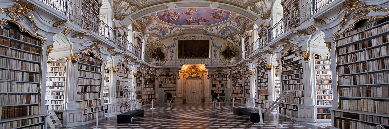 We found the 15 most beautiful libraries in the world