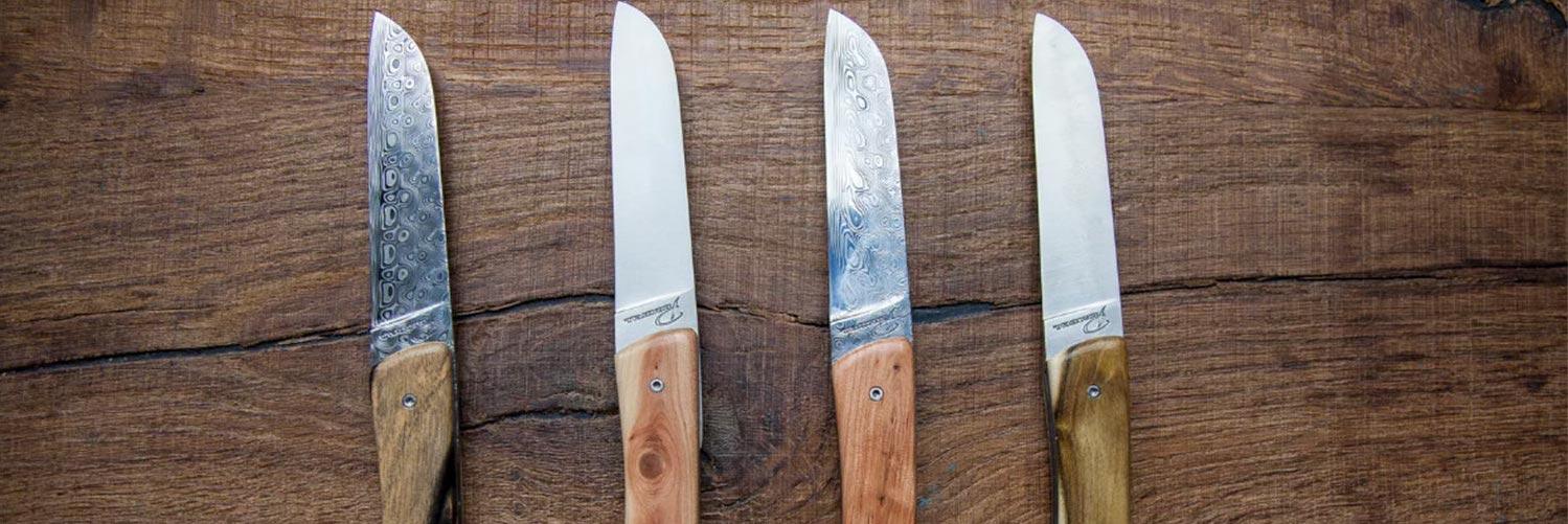 David Toutain : le restaurant qui vous laisse choisir votre couteau d'exception